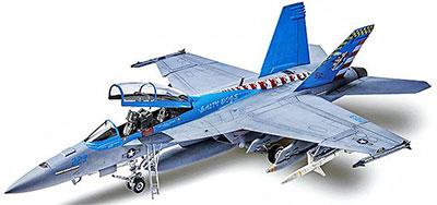 1/48 F/A-18F スーパーホ-ネット プラモデル[アメリカレベル]《取り寄せ※暫定》