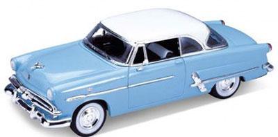 1/24 1953 フォード VICTORIA (ライトブルー)(再販)[WELLY]《取り寄せ※暫定》