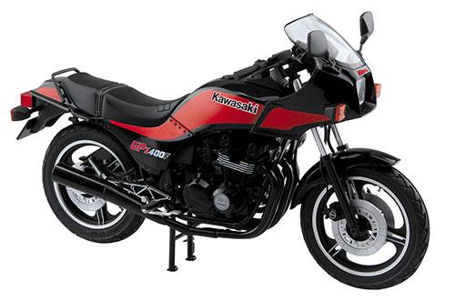 1/12 バイク No.36 カワサキ GPz400F プラモデル(再販)[アオシマ]《発売済・在庫品》