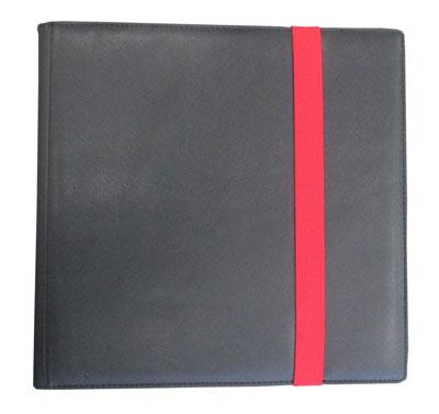 カードアクセサリコレクション DEX 12ポケットバインダー ブラック[ホビーベース]《在庫切れ》