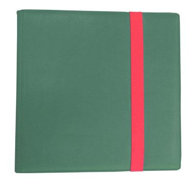 カードアクセサリコレクション DEX 12ポケットバインダー グリーン[ホビーベース]《在庫切れ》
