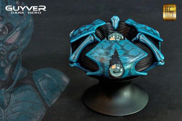 ガイバー:ダークヒーロー 1/1スケール プロップレプリカ ユニット・ガイバー