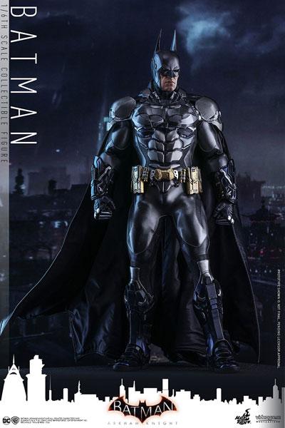 ビデオゲーム・マスターピース 『バットマン:アーカム・ナイト』1/6スケールフィギュア バットマン[ホットトイズ]【同梱不可】《在庫切れ》