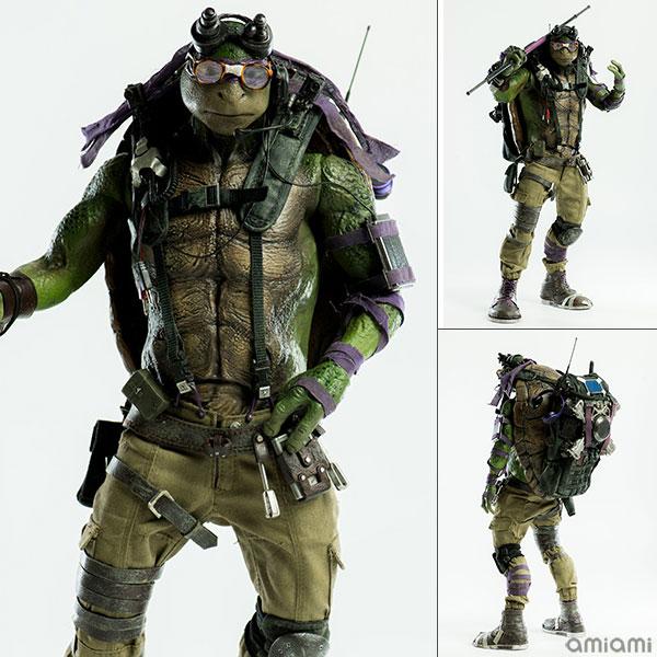 Teenage Mutant Ninja Turtles Out of the Shadows DONATELLO (ドナテロ) 1/6 可動フィギュア[スリー・ゼロ]【送料無料】《在庫切れ》