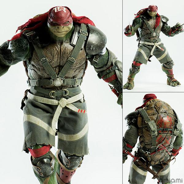 Teenage Mutant Ninja Turtles Out of the Shadows RAPHAEL (ラファエロ) 1/6 可動フィギュア[スリー・ゼロ]【送料無料】《在庫切れ》