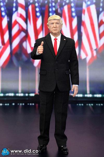 1/6 第45代アメリカ合衆国大統領 ドナルド・トランプ-amiami.jp-あみあみオンライン本店-
