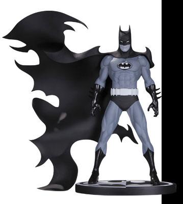 『DCコミックス』 ブラック&ホワイト バットマン By ノーム・ブレイフォーグル[DCコレクティブル]《在庫切れ》