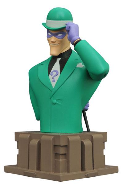 『バットマン アニメイテッド』 DC ミニバスト リドラー