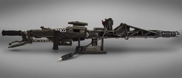 『エイリアン2』 HCG プロップ・レプリカ 1/1スケール M56スマートガン[Hollywood Collectibles Group]【同梱不可】【送料無料】《在庫切れ》