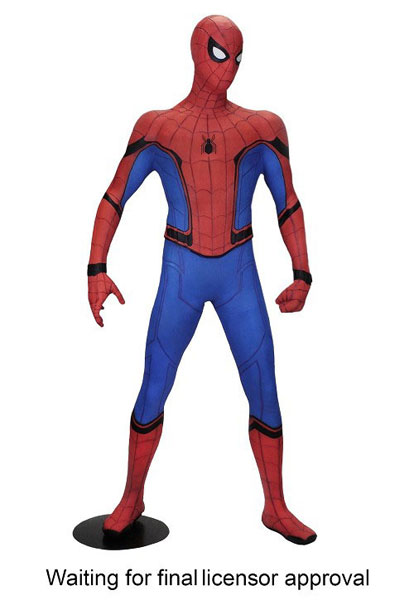 スパイダーマン ホームカミング/ スパイダーマン 1/1 フォーム レプリカ
