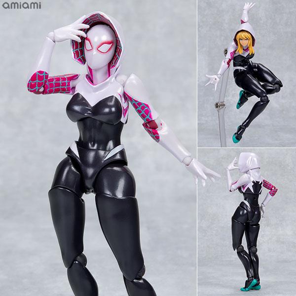 フィギュアコンプレックス アメイジング・ヤマグチ No.004 Spider-Gwen (スパイダーグウェン)