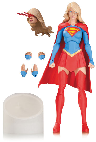 『DCコミックス』6インチ DC アクションフィギュア 「アイコンズ」スーパーガール