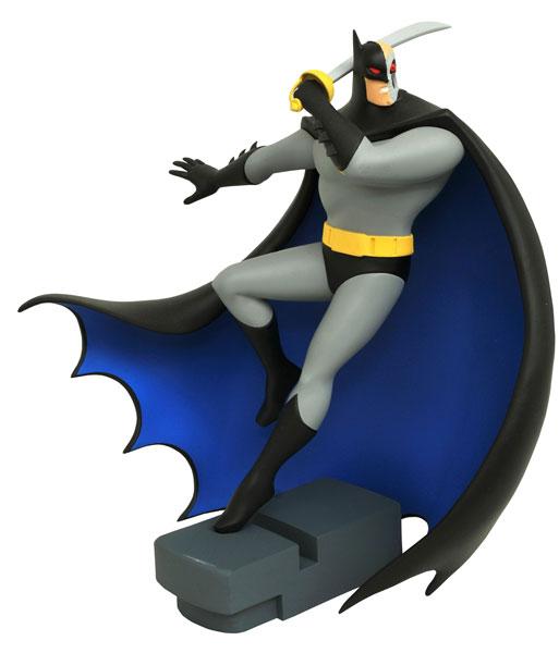 『バットマン アニメイテッド』PVCスタチュー DC ギャラリー H.A.R.D.A.C.