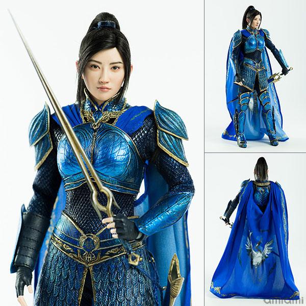 THE GREAT WALL Commander Lin Mae(リン・メイ司令官) 1/6 可動フィギュア