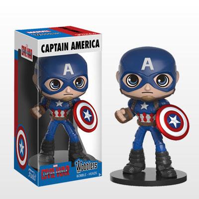 ワブラー『シビル・ウォー/キャプテン・アメリカ』キャプテン・アメリカ