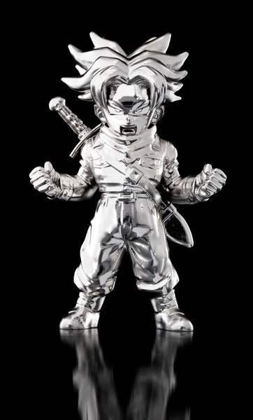 超合金の塊 DZ-13:スーパーサイヤ人 トランクス(未来) 『ドラゴンボール超』[バンダイ]《発売済・在庫品》