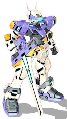 【完全受注生産】「電脳戦機バーチャロン」 20周年記念ヒューマンサイズ・テムジンモニュメント MONUMENT:MBV-04〈ライトアップモデル・1P機〉 半組み立て品【同梱不可】【送料無料】