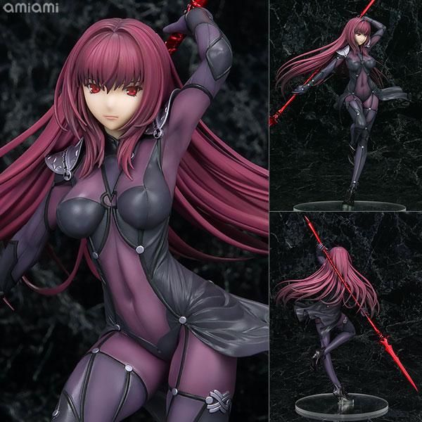 Fate/Grand Order ランサー/スカサハ 1/7 完成品フィギュア(再販)[キューズQ]《07月予約》