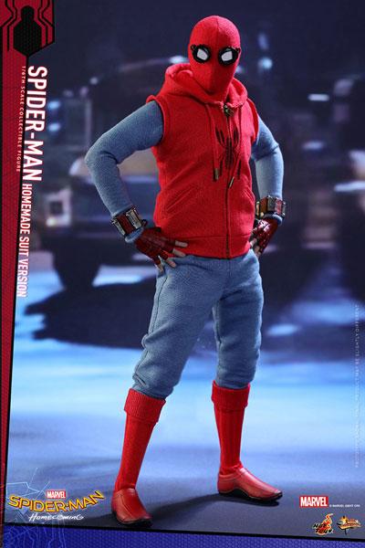 ムービー・マスターピース スパイダーマン 1/6 ホームメイド・スーツ版 ※延期・前倒し可能性大