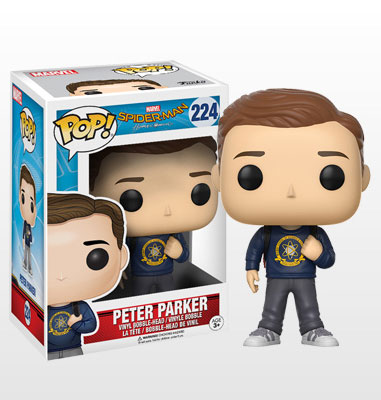 ポップ! 『スパイダーマン:ホームカミング』ピーター・パーカー