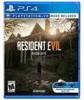 PS4 北米版 Resident Evil 7 Biohazard[カプコン]《在庫切れ》