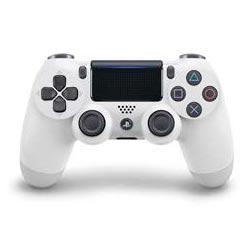 PS4用 ワイヤレスコントローラー(DUALSHOCK4) グレイシャー・ホワイト[SIE]【送料無料】《在庫切れ》