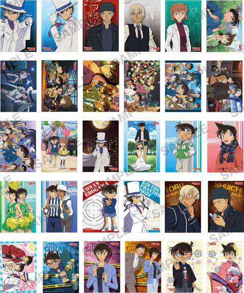 名探偵コナン ブロマイドコレクションVol.4(ミニクリアファイル付!) 15個入りBOX[KADOKAWA]【送料無料】《在庫切れ》