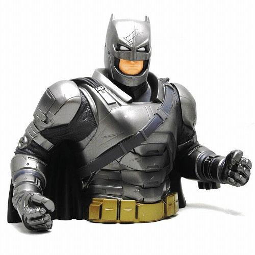バットマン vs スーパーマン ジャスティスの誕生/ アーマード・バットマン バストバンク[Monogram]《在庫切れ》
