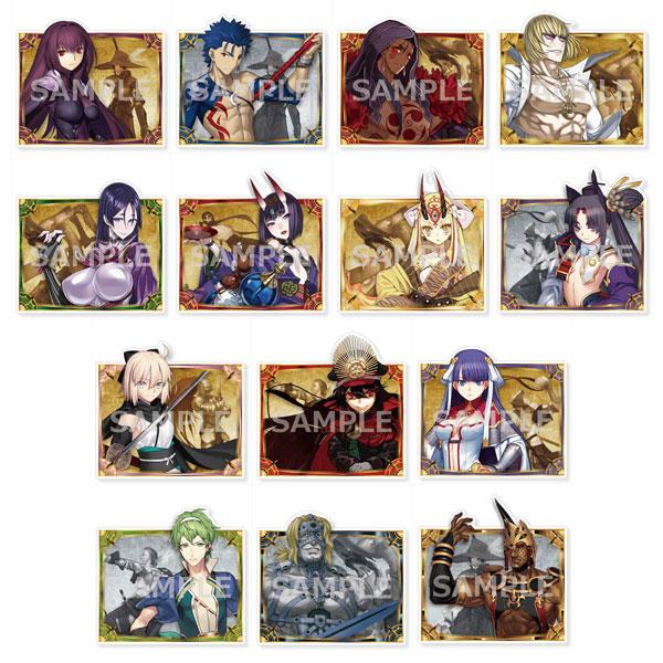 Fate/Grand Order トレーディングアクリルバッジ vol.2 14個入りBOX(再販)[ゼクストワークス]《在庫切れ》