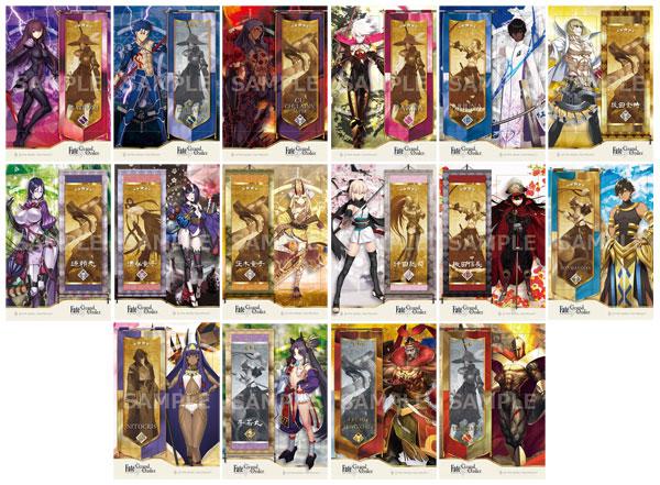 Fate/Grand Order トレーディングクリアしおり vol.2 16個入りBOX(再販)[ゼクストワークス]《在庫切れ》