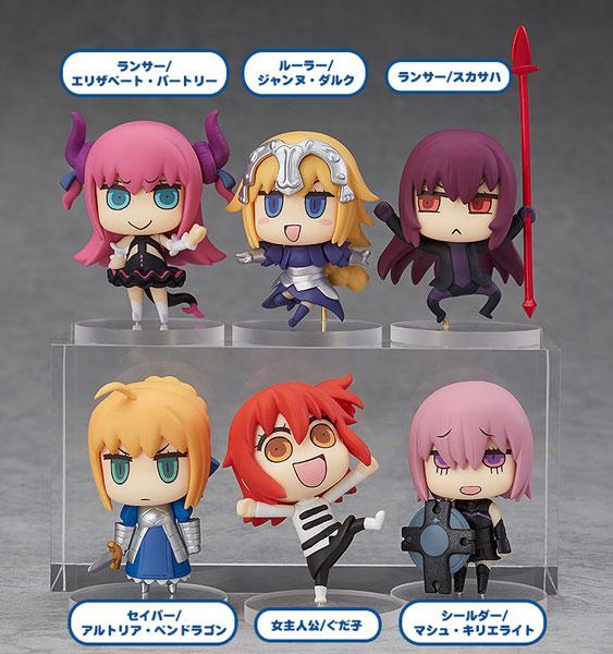 マンガで分かる!Fate/Grand Order トレーディングフィギュア 6個入りBOX(再販)[グッドスマイルカンパニー]《発売済・在庫品》