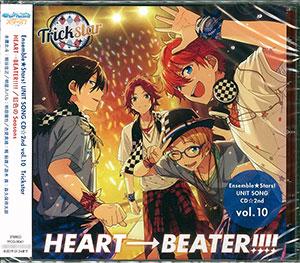 CD あんさんぶるスターズ! ユニットソングCD 第2弾 vol.10 Trickstar[フロンティアワークス]《在庫切れ》