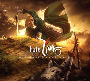 CD Fate/Zero Original Soundtrack[アニプレックス]《在庫切れ》