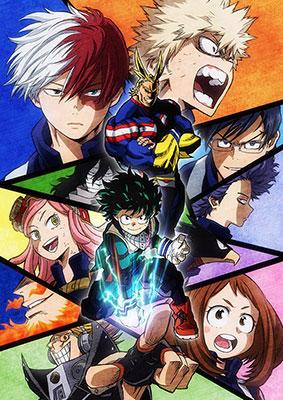 BD 僕のヒーローアカデミア 2nd Vol.4 Blu-ray 初回生産限定版[東宝]《在庫切れ》