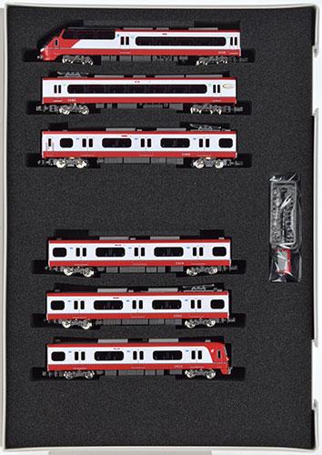 30581 名鉄1200系(リニューアル車・B編成)6両編成セット(動力付き)(再販)[グリーンマックス]【送料無料】《12月予約》