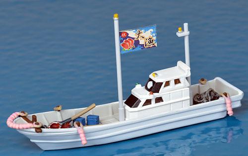 情景コレクション 情景小物 010-2 漁船B2[トミーテック]《在庫切れ》
