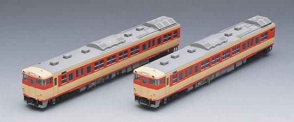 98027 国鉄 キハ66・67形ディーゼルカーセット(2両)(再販)[TOMIX]《発売済・在庫品》