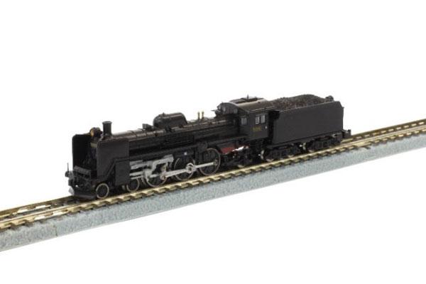 T027-4 国鉄C57形蒸気機関車 5号機 一次型標準タイプ[ロクハン]【送料無料】《取り寄せ※暫定》