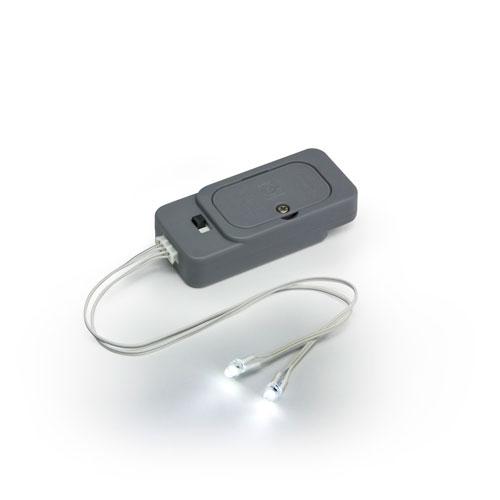 発光ユニット(白)2灯式(再販)[バンダイ]《発売済・在庫品》