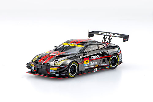 1/43 GAINER TANAX GT-R SUPER GT GT300 2016 No.0[EBBRO]《在庫切れ》