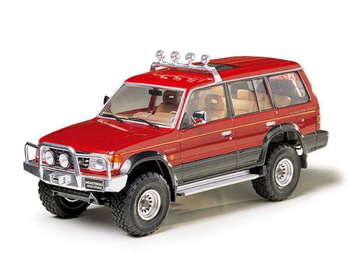 1/24 スポーツカーシリーズ 三菱 パジェロ スポーツオプション プラモデル[タミヤ]《取り寄せ※暫定》