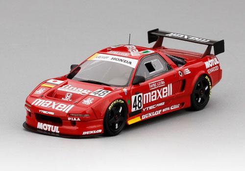 1/43 Honda NSX GT2 #48 ル・マン24時間 1994[TSMモデル]《発売済・在庫品》