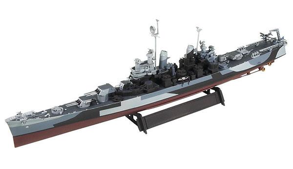 1/700 スカイウェーブシリーズ アメリカ海軍 重巡洋艦 ピッツバーグ 1944 プラモデル[ピットロード]《取り寄せ※暫定》