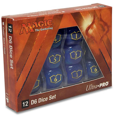 マジック:ザ・ギャザリング [アモンケット] 忠誠度ダイスセット[Ultra・PRO]《取り寄せ※暫定》