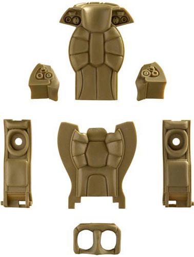マシーネンクリーガー 1/20 S.A.F.S./ラプター内装パーツ[ブリックワークス]《在庫切れ》