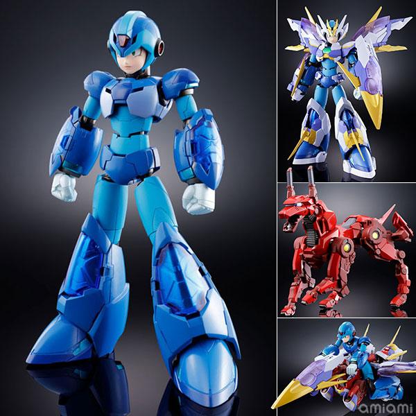 超合金 ロックマンX GIGA ARMOR エックス[バンダイ]【送料無料】《発売済・在庫品》