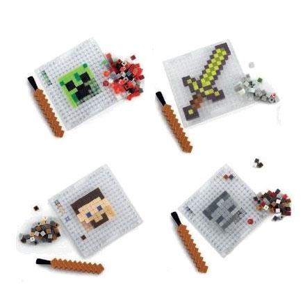 マインクラフト クラフトキューブ デザインキット A 12個入りアソート