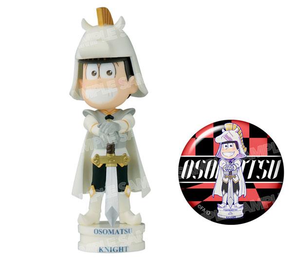 おそ松さん ワールドコレクタブルフィギュア-チェス松-白ver.(おそ松)[エイベックス]《発売済・在庫品》