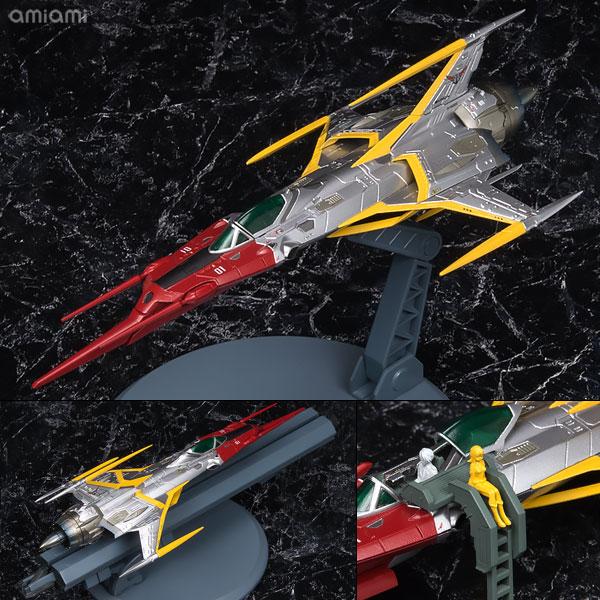 ヴァリアブルアクション Hi-SPEC 宇宙戦艦ヤマト2202 愛の戦士たち 零式52型空間艦上戦闘機コスモゼロα1[メガハウス]《在庫切れ》