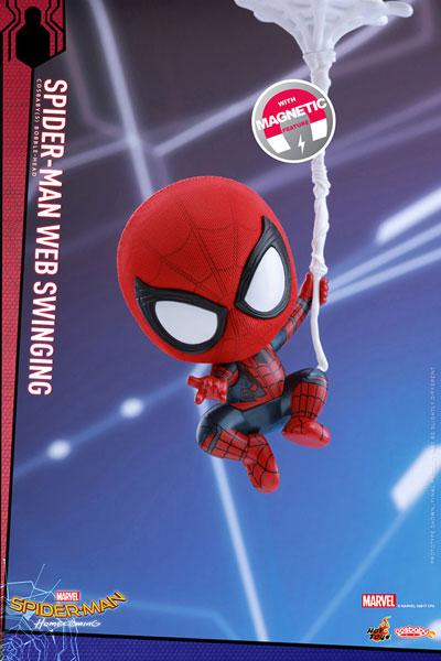 コスベイビー『スパイダーマン:ホームカミング』[サイズS] スパイダーマン(ウェブ・スウィング版)[ホットトイズ]《在庫切れ》